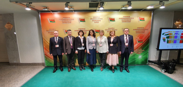 Участие в VI Всебелорусском народном собрании