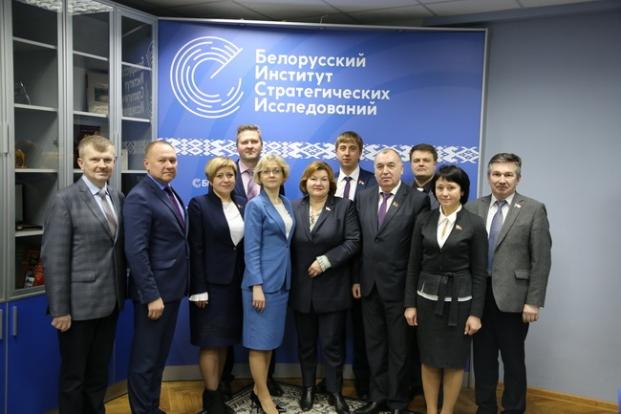 Вместе с участниками семинара в БИСИ 28.01.2020