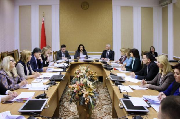 Заседание рабочей группы Постоянной комиссии Палаты представителей по законодательству